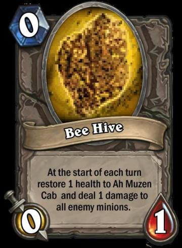 Bee Hive-Smite