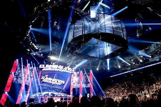 WWE Elimination Chamber 2015