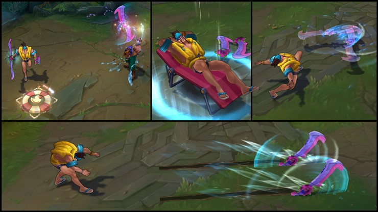 Draven_PoolParty_screens