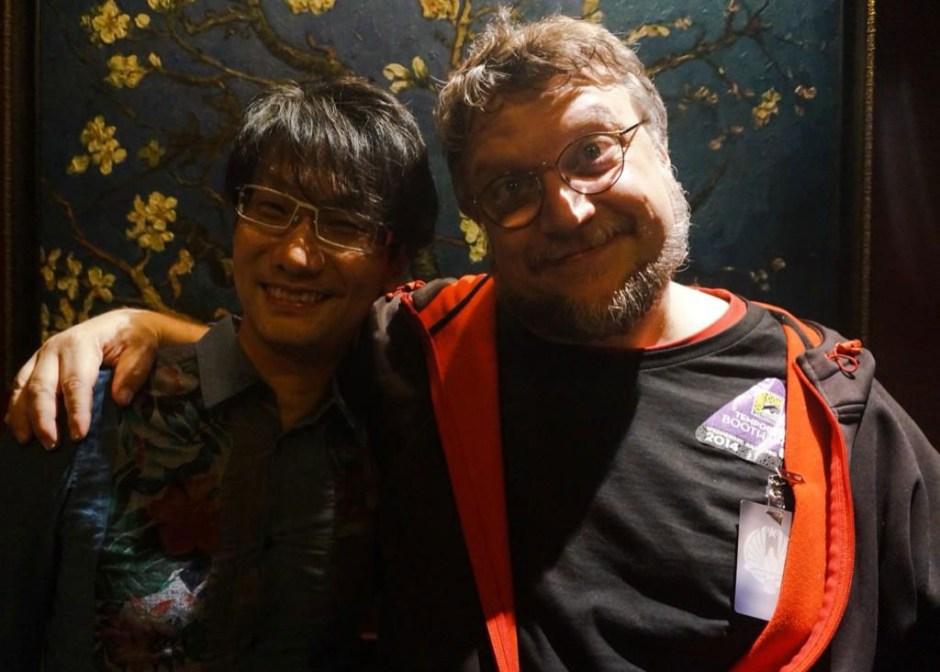 Kojima-and-Del-Toro