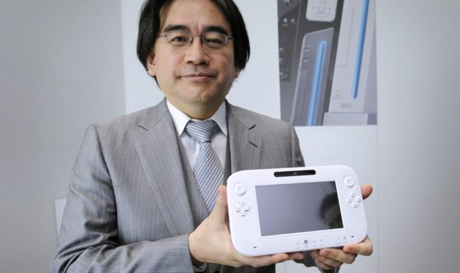 Satoru Iwata - Wii U