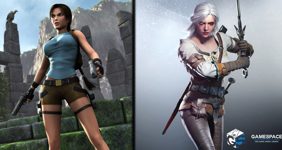 bad-ass female characters-gamespace