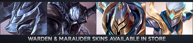 WARDEN-MARAUDER-SKINS-AVAILABLE-IN-STORE-Banner