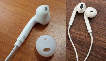 apple samsung earphones