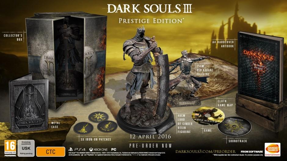 dark souls 3 prestige