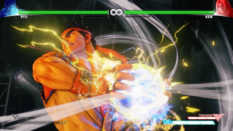Street Fighter V (4)