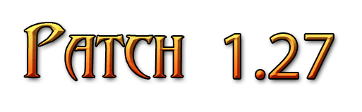 Patch 1.27