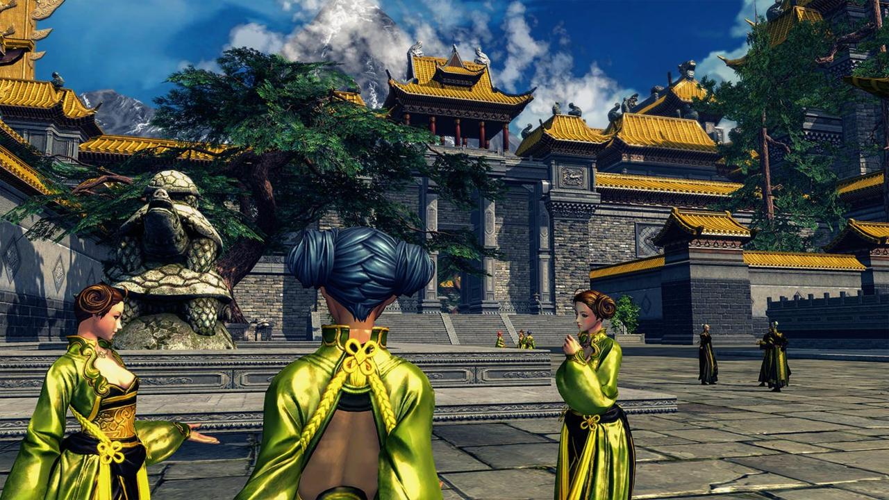 blade and soul (2)