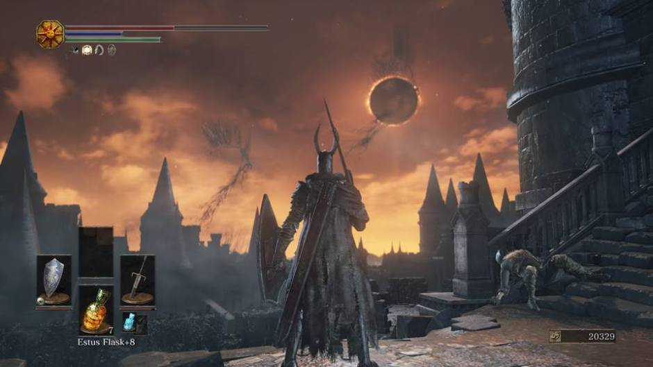 Lothric Castle DS3