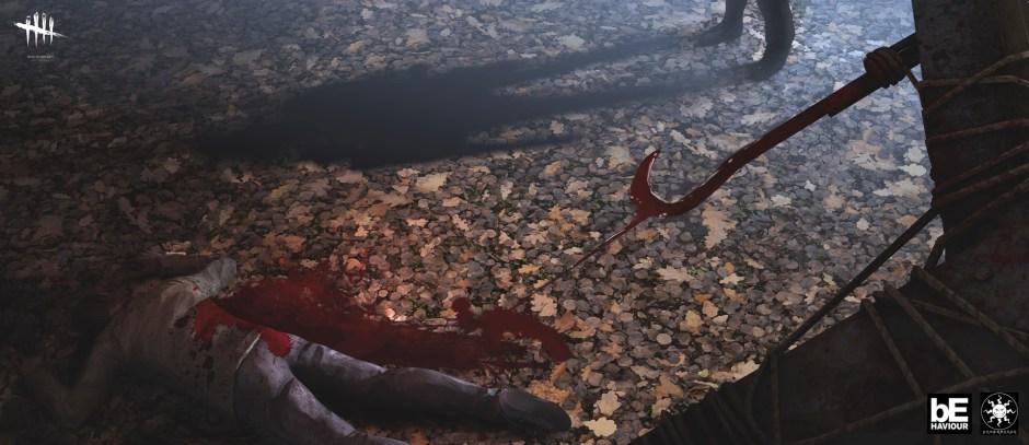 Dead by Daylightc