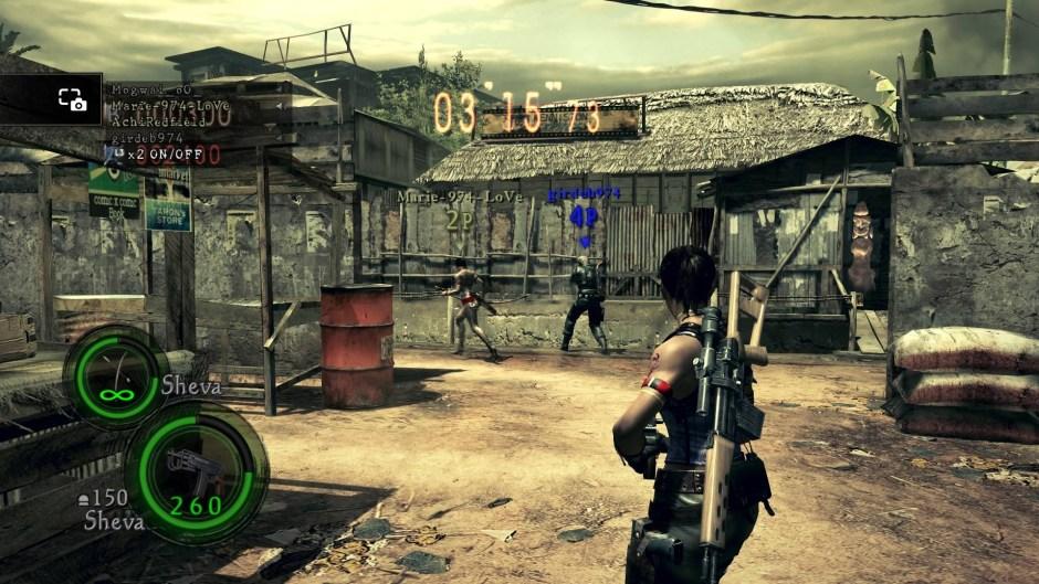 Resident Evil 5 6