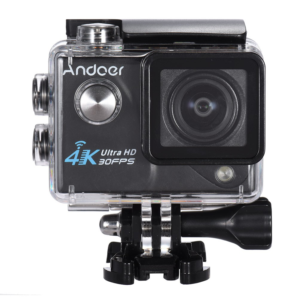 Ώρα για Action Camera | Andoer 4K