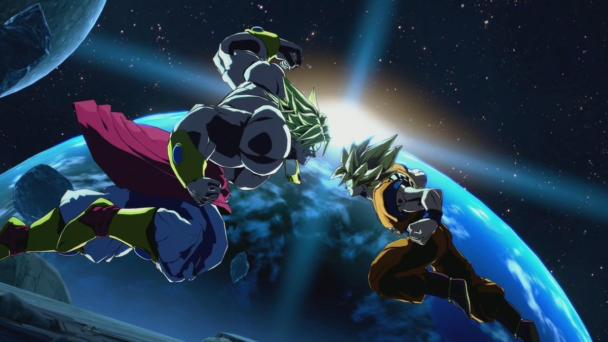 Broly και Bardock ως DLC χαρακτήρες στο Dragon Ball FighterZ