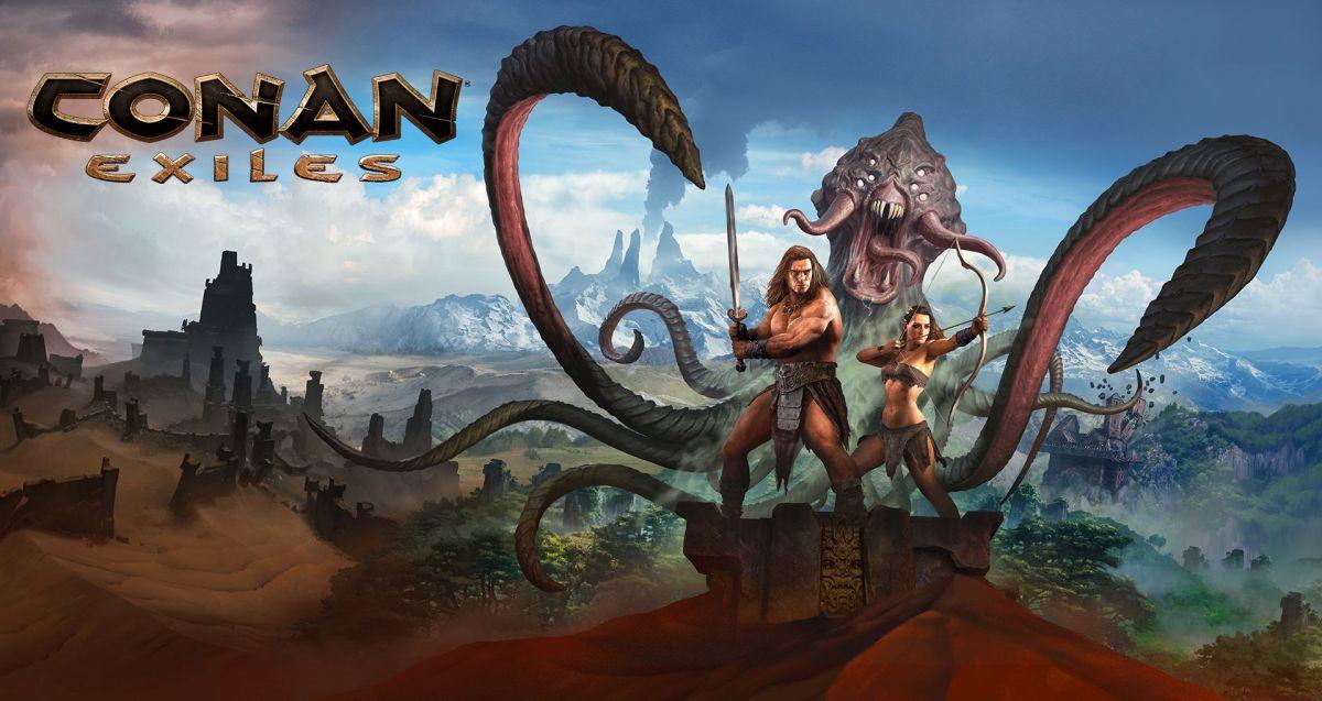 Conan Exiles, από την κόλαση στον παράδεισο