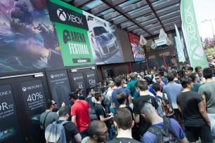 Περισσότεροι από 8.000 gamers έζησαν την εμπειρία του Xbox Arena Festival powered by Πλαίσιο, που έγινε στις 23 και 24 Ιουνίου στο Gazi Music Hall.