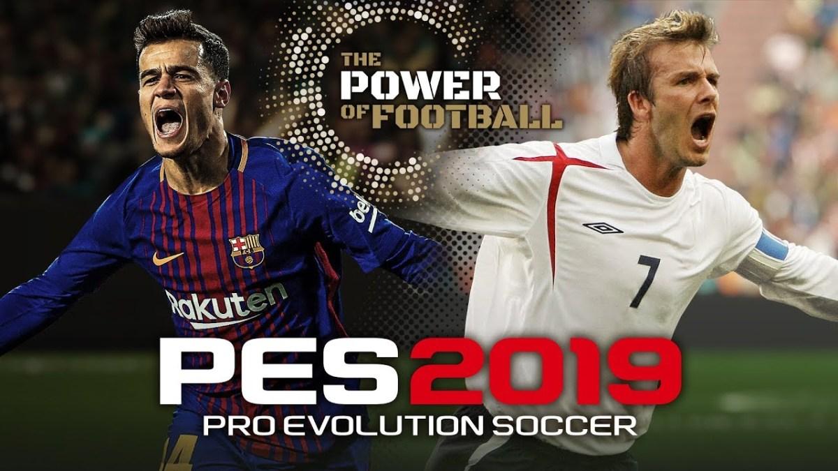 Έκδοση... Νερατζούρι για το Pro Evolution Soccer 2019!