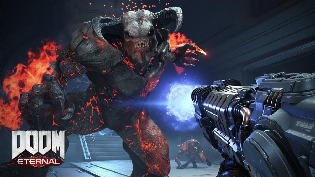 Και το Doom Eternal στο Google Stadia! (vid)