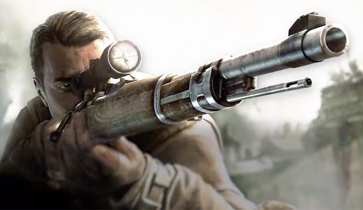 Ανακοινώθηκαν τα Sniper Elite! (Vid)
