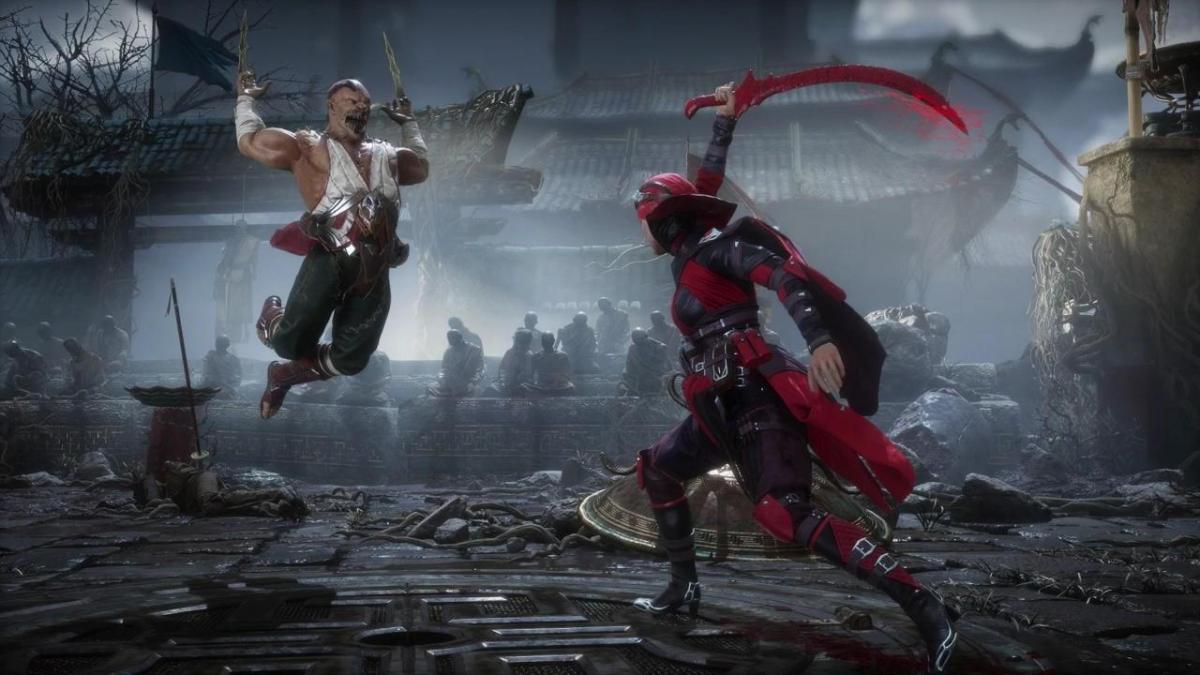 Εκπληκτικό το trailer του Mortal Kombat 11 για το Switch! (vid)