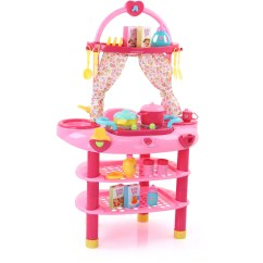 Baby Alive High Chair Portable Lift The Gallery For Gt Doll Accessories Walmart