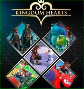 Kindom hearts III Full adventure action Video game