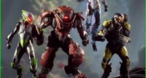 anthem introduction pc game gameplay
