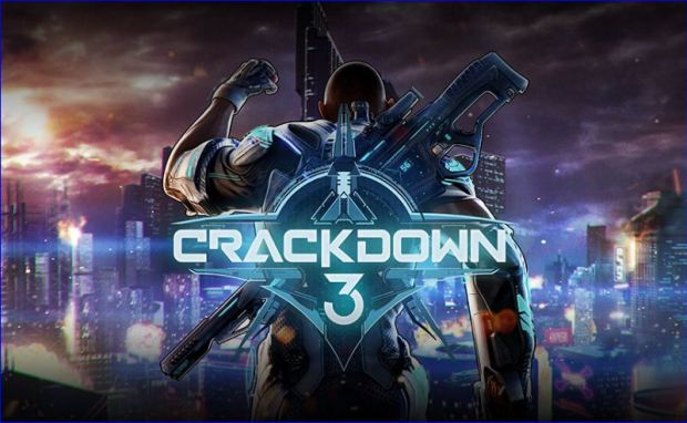 Crackdown 3 action game