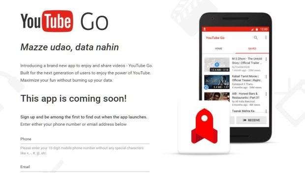 YouTube представил приложение с возможностью скачивания и офлайновой передачи видео