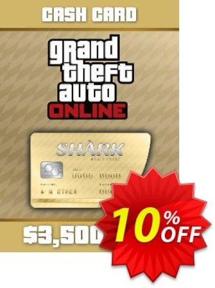 Grand Theft Auto Online (GTA V 5): Whale Shark Cas Activation Key + Crack PC Game Free