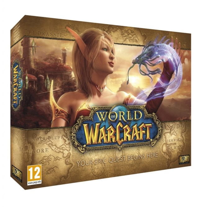 World Of Warcraft Battle Chest Features + Crack PC Game Free