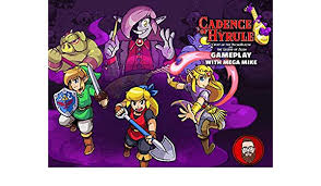 Cadence Of Hyrule Codex