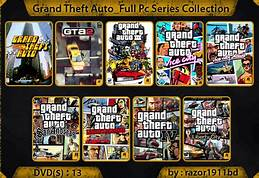 Grand-theft Auto Collection Crack