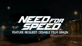 Requests Need For Speed Crack