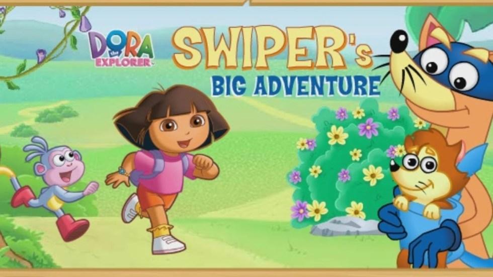 Swiper S Big Adventure Games Review