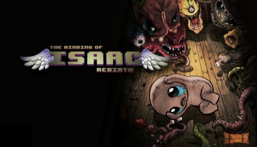 The birth of Isaac Rebirth