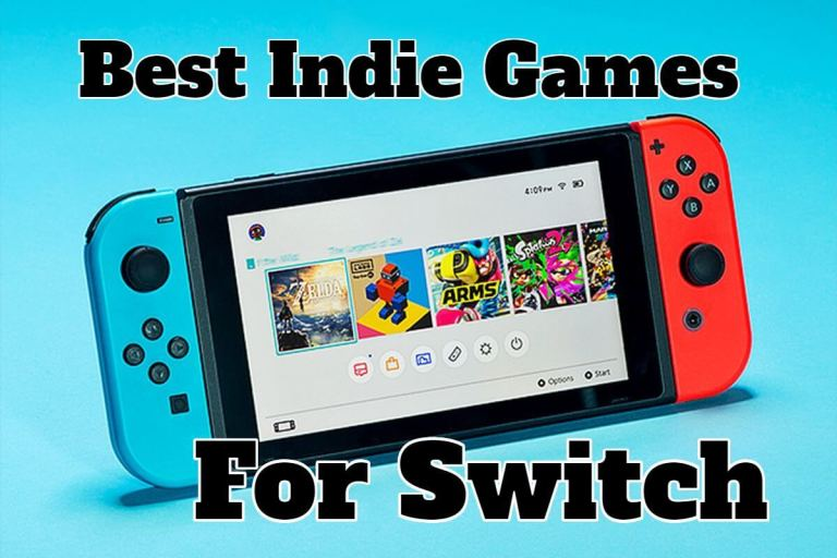 15 Best Indie Games For Switch In 2021