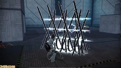 防壁性荊質管制装備