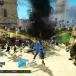 『ドラゴンクエストヒーローズ』世界初の実機プレイが披露!
