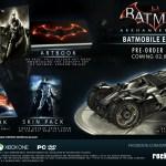 『バットマン アーカム・ナイト』海外発売日が2015年6月2日に決定