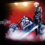 『FFVII G-Bike』野村哲也氏デザインのクラウド新衣装が公開!