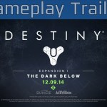 『Destiny』拡張コンテンツ「地下の暗黒」ゲームプレイトレーラー