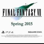 『ファイナルファンタジーVII』PS4でリリース決定