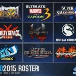 格闘ゲームイベント「EVO2015」メイン大会種目9タイトル決定!未稼働の『鉄拳7』が選出