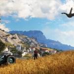 『Just Cause 3』のどかな農村風景と激しい戦闘シーン!新たなスクリーンショットが公開