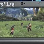 New3DS『ゼノブレイド』各地をめぐるツアー動画が公開