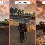 『ウィッチャー3』PS4/XboxOne/PC(Ultra)ハード別グラフィック比較動画