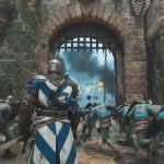 Ubisoft新規IP『For Honor』発表!中世が舞台のマルチプレイヤーメーレーアクション