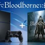 PS4を対象店舗で購入すると『ブラッドボーン』DL版が付属するキャンペーンが開始!