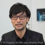 小島秀夫氏が独立スタジオ「コジマプロダクション」を設立!SCEと契約を締結し第1作目はPS4独占タイトルに