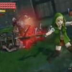 Wii U版『ゼルダ無双』をリンクルやハイラル王などの新キャラでプレイする映像